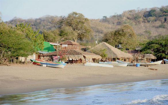 Peaceful Playa Gigante Photo: Rosary Walsh