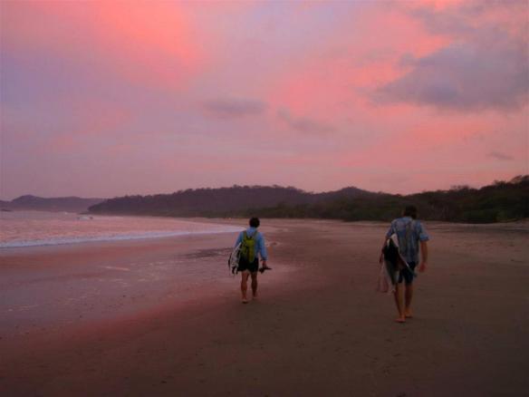 Sunrise. Photo: Rosary Walsh