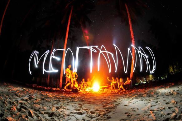 Mentawai Dreaming.