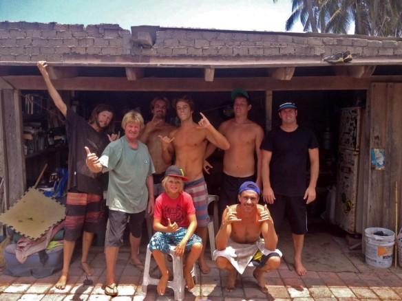 The Legendary Crew!!