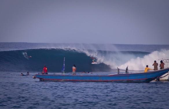 Salty Lips Surf Mentawai