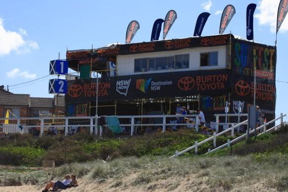 Surfest office...where all the magic happens...