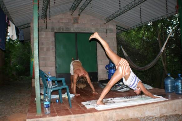 El Salvador Surf Yoga SaltyLips