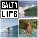 SaltyLips Surf Sarah Desmet Salty Lips