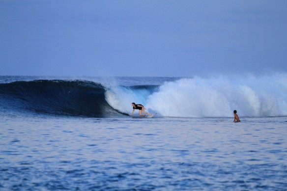 SaltyLips Rosary Walsh Indonesia surf Salty Lips