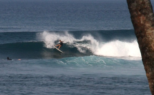 SaltyLips Shannon Joy Armstrong Indonesia surf Salty Lips