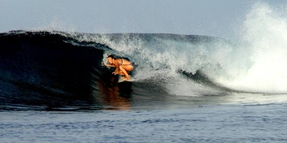 SaltyLips Surf Indonesia Shannon Joy Armstrong Salty Lips