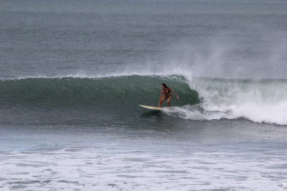SaltyLips Surf Nicaragua Carly Chivers Salty Lips