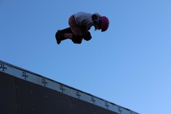 SalyLips Sabre Norris surf Newcastle Australia Skateboarding prodigy Salty Lips