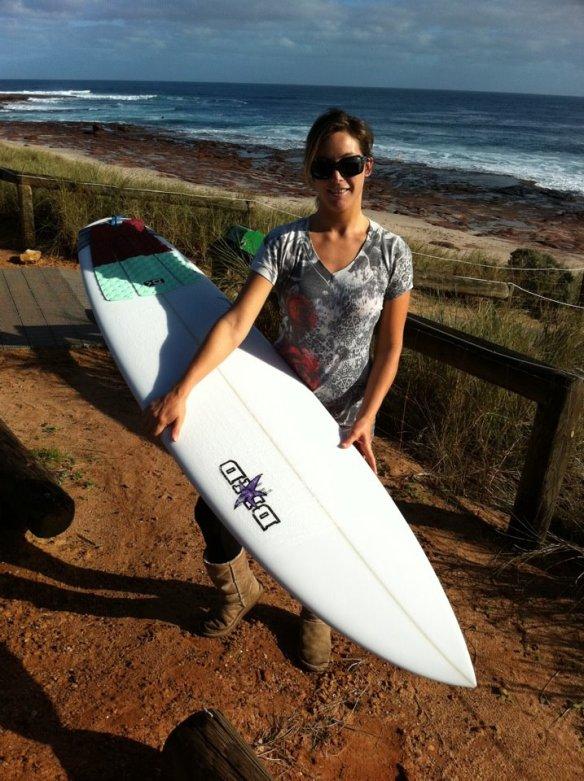 SaltyLips Womens Carmen Surf Girls Salty Lips