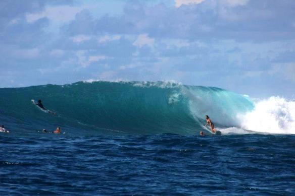 SaltyLips Womens Indo Carmen Surf Girls Salty Lips