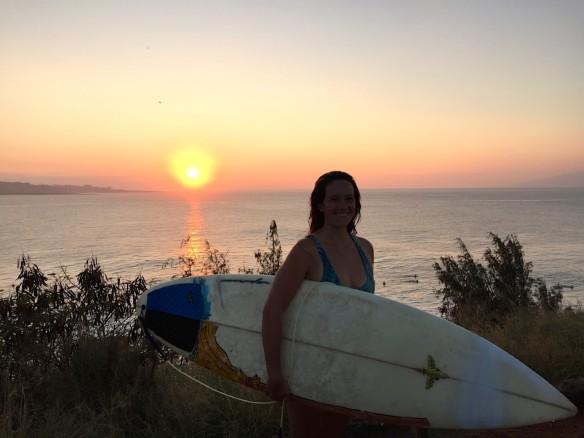 SaltyLips Womens Surf WSL Women's World Tour Thea McDonald-Lee Surf Girls Salty Lips
